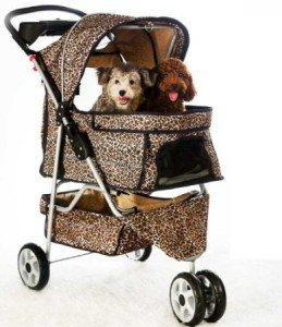 Best Pet - 3 Wheel Pet Dog Cat Stroller Review