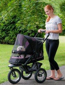Pet Gear NV Pet Stroller Review