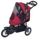 Choosing a pet stroller