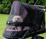 Pet Gear Nv Pet Stroller Front Canopy Closed