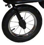 Pet Gear Jogger No-Zip Pet Stroller Front Wheel