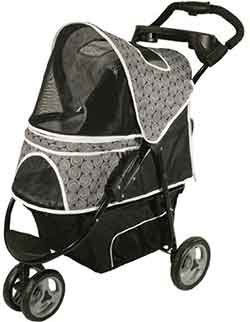 Gen7Pets-Promenade-pet-stroller-review