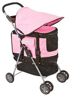 Pet-Stroller-Carrier-and-Car-Seat-All-in-One-