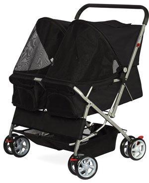 OxGord Double Dog Stroller
