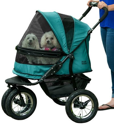 Pet Gear Double Pet Stroller 1