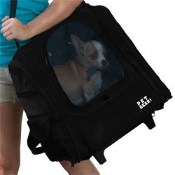 Pet-Gear I-GO2 Traveler backpack carrier for dogs