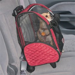 Snoozer Rolling Backpack Carrier