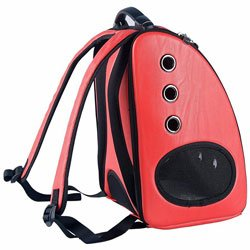 Texsens Bubble Backpack Side View