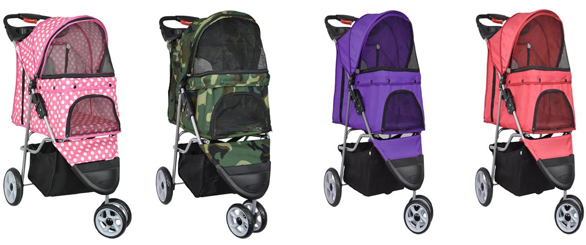VIVO Stroller Colors